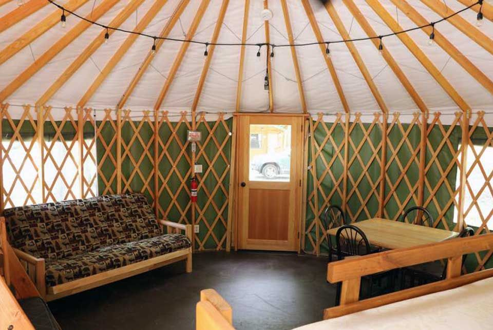 Yurts Timber Ridge Resort All colorado yurts are engineered for snow and wind load. yurts timber ridge resort