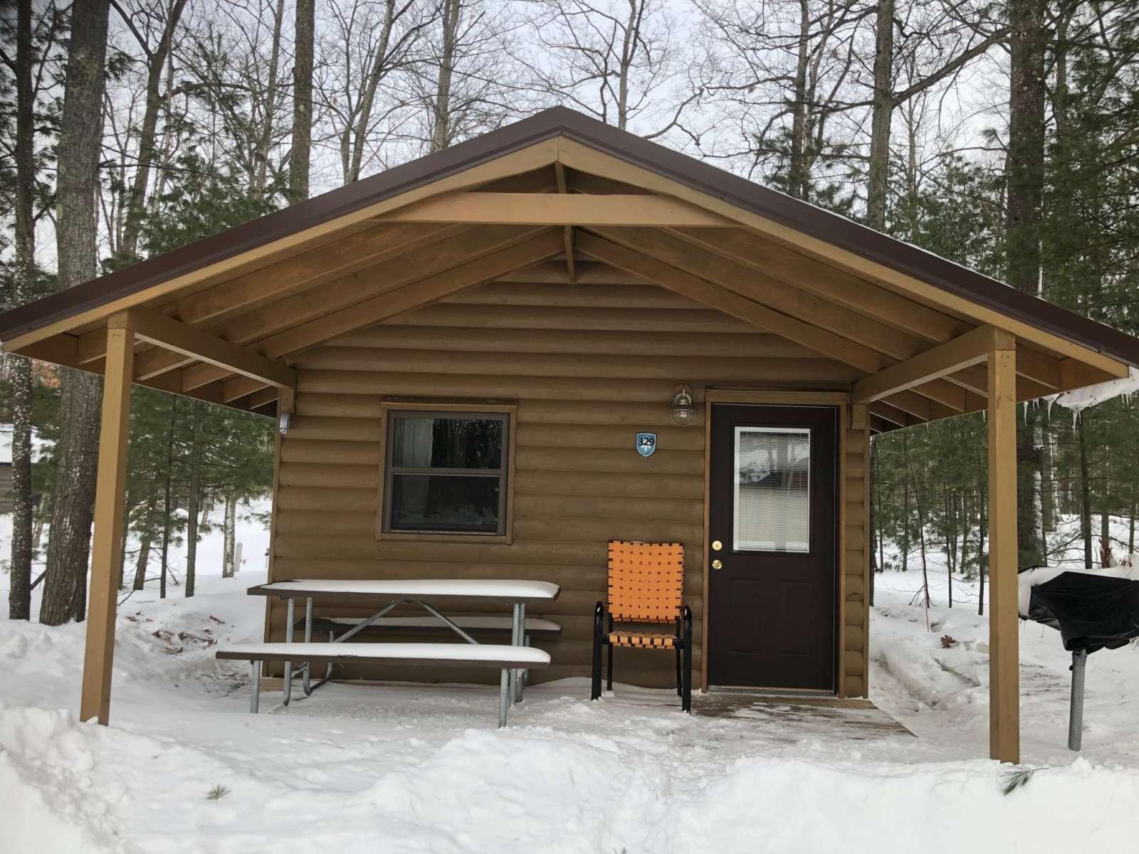 Cabin & Cottage – Timber Ridge Resort