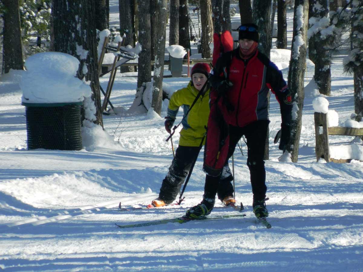 Winter Timber Ridge Resort